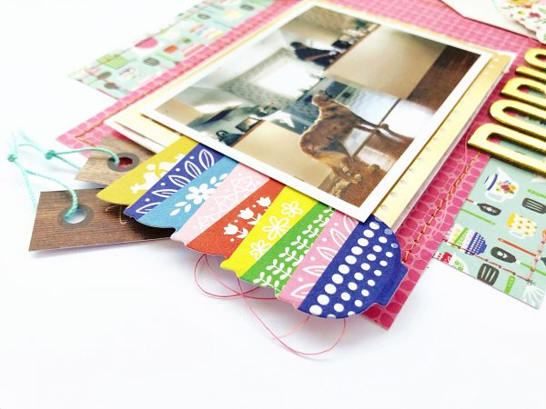 @mavvek makes beautiful layouts with @pebblesinc paper, don't you think?? Love the layers!