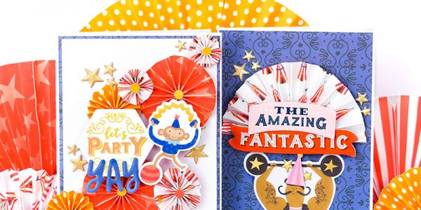 Let's party  with Bigtop Dreams collection !