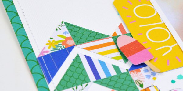 Oh Summertime collection on Repeat with Guest Designer Leanne Allinson