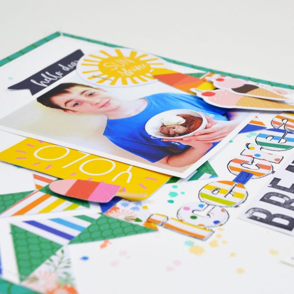 Guest Blogger @leanne_allinson is on the blog with 3 fabulous summertime layouts!