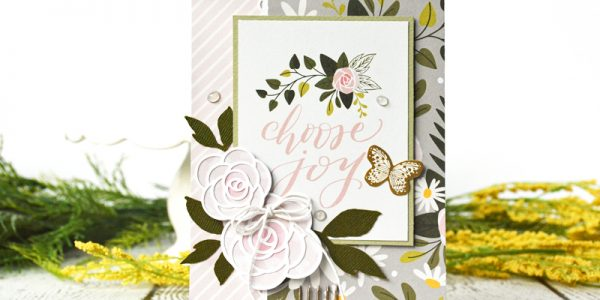 Make Cards Using Scraps