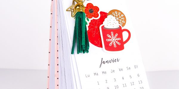 A Mini Calendar with Our Guest, Lucile